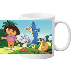 """Керамична фото  чаша """"Дора""""-1 + снимка"""