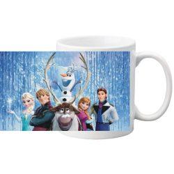 """Керамична фото чаша """"Замръзналото кралство""""-1"""