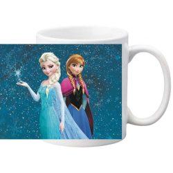 """Керамична фото чаша """"Замръзналото кралство""""-2"""
