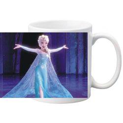 """Керамична фото чаша """"Замръзналото кралство""""-3"""