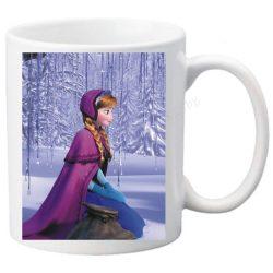 """Керамична фото чаша """"Замръзналото кралство""""-4"""