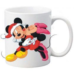 """Керамична фото чаша """"Мики Маус и Мини Маус""""-2 + снимка"""