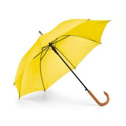 Чадър с дървена дръжка