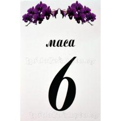 Табелка за маса № 46