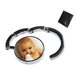 Закачалка за чанта със снимка