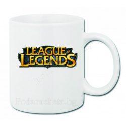 Бяла чаша -  League Of Legends