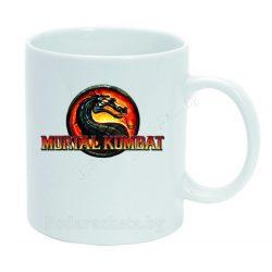 Бяла чаша -  Mortal Kombat