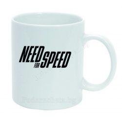 Бяла чаша -  Need For Speed