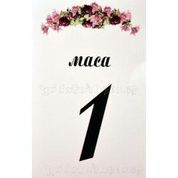 Табелка за маса № 47
