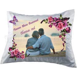 Възглавница със снимка - модел 3