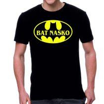 Черна мъжка тениска - Батнаско