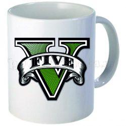 Бяла чаша -  GTA V - 2