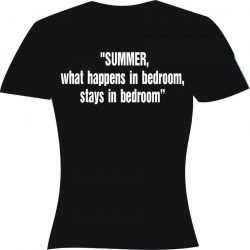 Тениска - Summer...