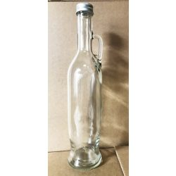"""Луксозна бутилка """"Амфора"""" с една дръжка"""