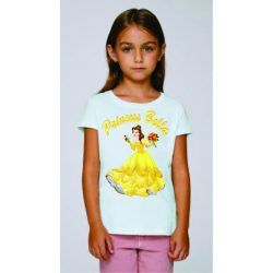 Бяла детска тениска - Принцеса Белла