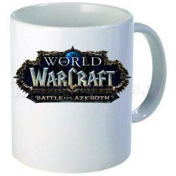Бяла чаша - WoW Battle For Azeroth