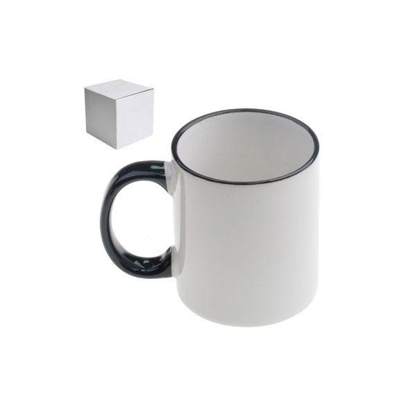 Бяла керамична чаша - Всички ядове идват от гадове!