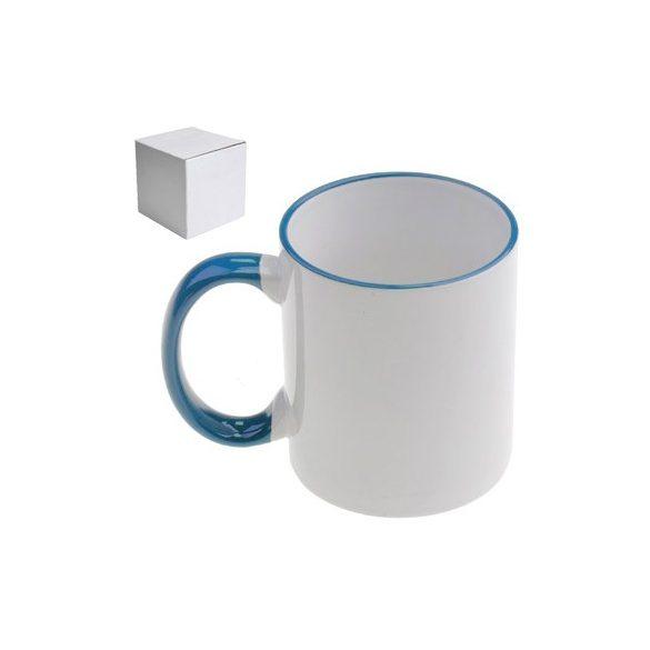Бяла керамична чаша - Чашата на най-печения колега!