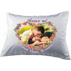 Възглавница със снимка - модел 9