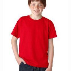 Тениска детска  момче - FRUIT OF THE LOOM KIDS93