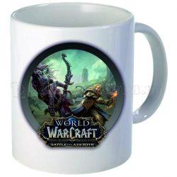Бяла чаша - WoW Battle For Azeroth 3