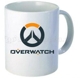 Бяла чаша - Overwatch