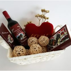 Подаръчен панер за Свети Валентин 5