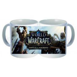 Бяла чаша - WoW Battle For Azeroth 2