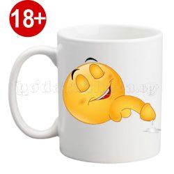 Чаша Емотикона 11 - 18+