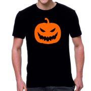 Черна мъжка тениска - Halloween 2