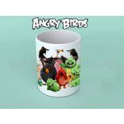 Забавна керамична чаша - Angry Birds 3
