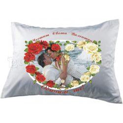 Възглавница със снимка - модел 10