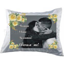 Възглавница със снимка - модел 2