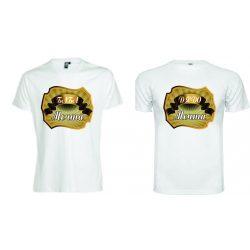 Бели тениски за двама - Баба и Дядо Мечта