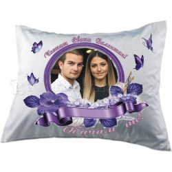 Възглавница със снимка - модел 5