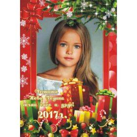 Коледни картички със снимка
